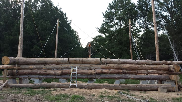 Building A House Without A Mortgage 49 Best Log Home Shell