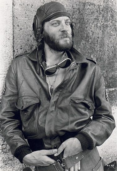 Mr Donald Sutherland..... I've always loved his face, and the fact he's so smart is an added plus.