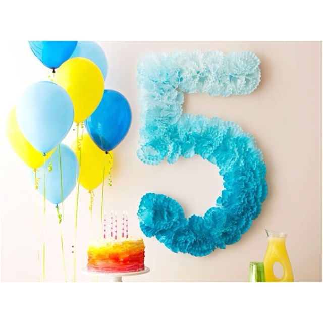 Diy Birthday Wall Decor : Best images about birthdays on birthday