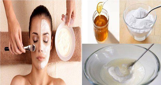Appliquez ce masque au bicarbonate de soude et au miel et observez les résultats sur votre visage…