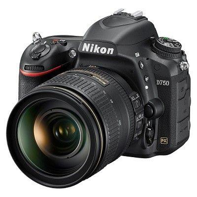 Nikon Digital Slr Camera D750 24-120mm (1549),