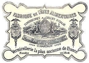 Free Vintage Clip Art - Beautiful French Label - The Graphics Fairy