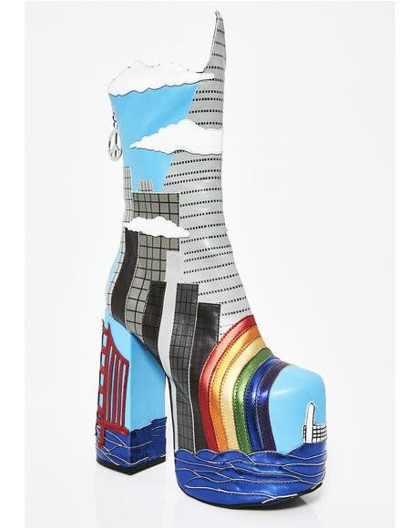 237d012f8793 Fog City Platform Boots  dollskill  currentmood  newarrivals  skirts  plaid   summer  swimwear  tops  shoes  currentmoodshoes