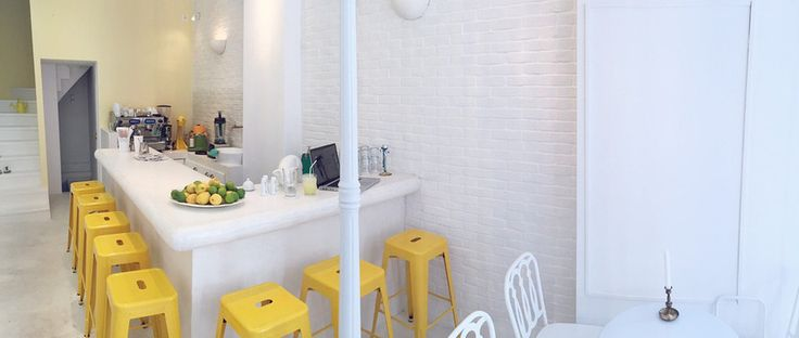 Le Petit Village | Food | Syntagma Square | Athens  Question: What do you do when life is giving you lemons? Answer: You go to Fokionos St., in Syntagma and find yourself atLe Petit Village. This small and cute bistro, that looks like it came straight out of Provence.