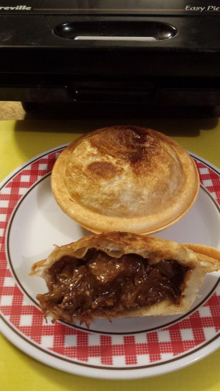Steak, Kidney and Mushroom Pies (Slow Cooker Filling) @ allrecipes.com.au