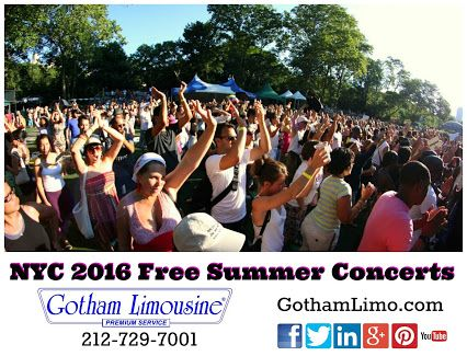 Want to get out to hear some free music in NYC this summer?Gotham Limousine - Google+