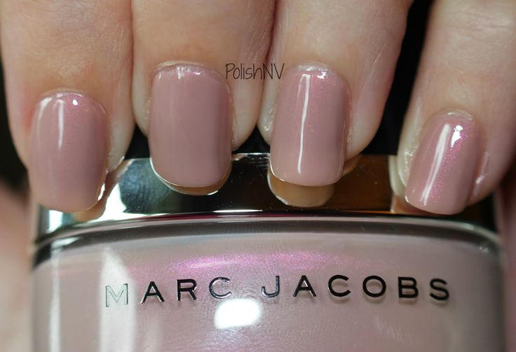 marc jacobs nail polish fluorescent beige