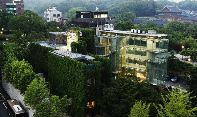 인사동 Arario Museum in Space / 김수근 '공간'사옥 리모델링