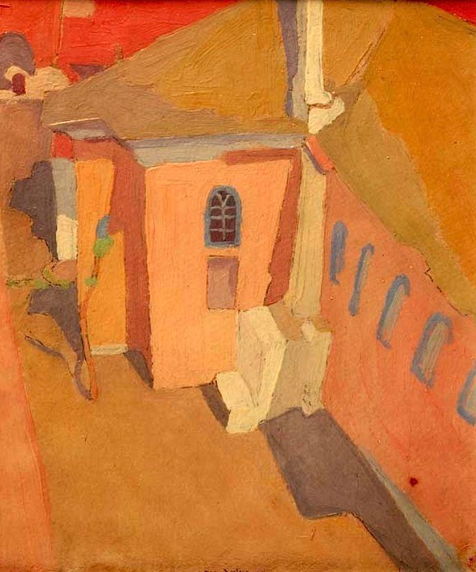 bofransson: Monastery Spyros Papaloukas