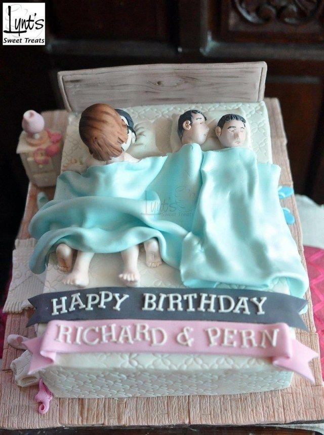 Swell 20 Best Image Of Naughty Birthday Cake Cake Designs Birthday Funny Birthday Cards Online Hendilapandamsfinfo