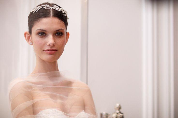 Monique Lhuillier Bridal Frühjahr/Sommer 2016