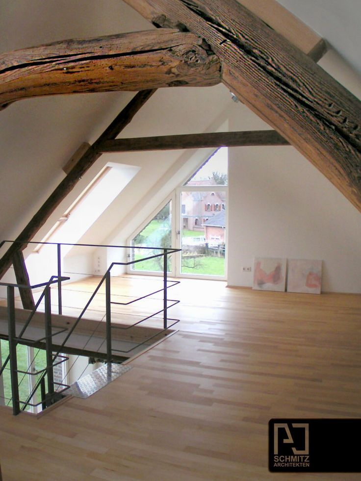 Architecte – bureau d'architecture Schmitz de Heinsberg Randerath – transformation d'un Hofan …