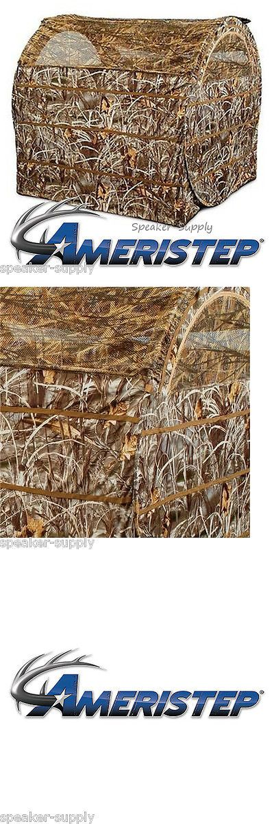 Blinds 177910: Ameristep Bail Out Hayhouse Dove Deer Hunting Ground Field Blind Hay 1R42s040dfr BUY IT NOW ONLY: $143.49
