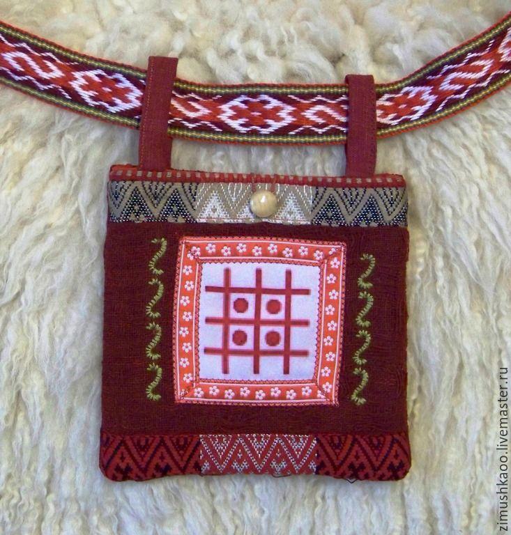 """Купить Лакомник. Руна """"СЫТОСТЬ"""" - славяне, славянская одежда, купала, сумка, сумочка, Традиции, этно"""