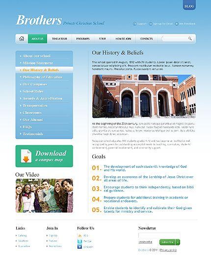8 best Religious School images on Pinterest | School websites ...
