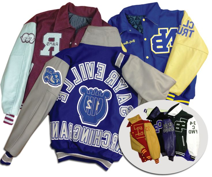 nice Customized Varsity Jackets