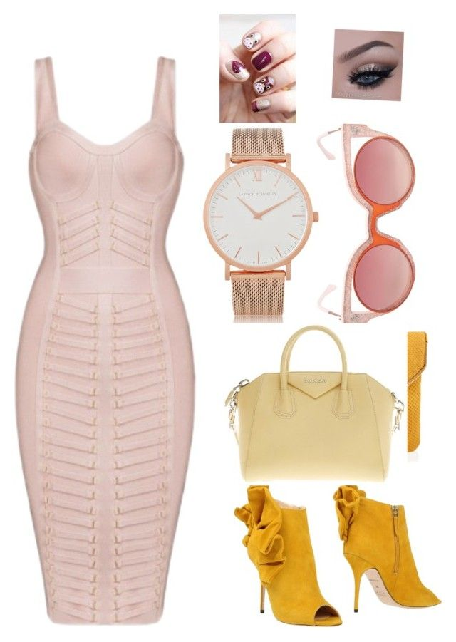 """""""Untitled #33"""" by sassy-011 on Polyvore featuring Alberto Moretti, Henri Bendel, Larsson & Jennings, Fendi and Givenchy"""