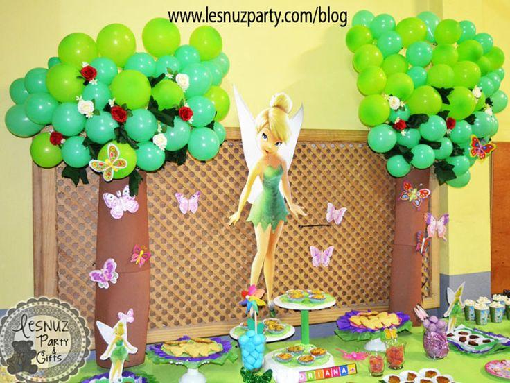 Árboles con globos - Balloon trees