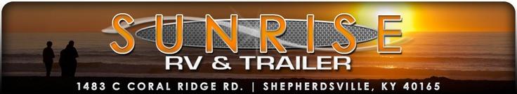 Sunrise RV & Trailer Center Used RV Trailers Used Trailers For Sale Shepherdsville KY 40165 Boston Brooks