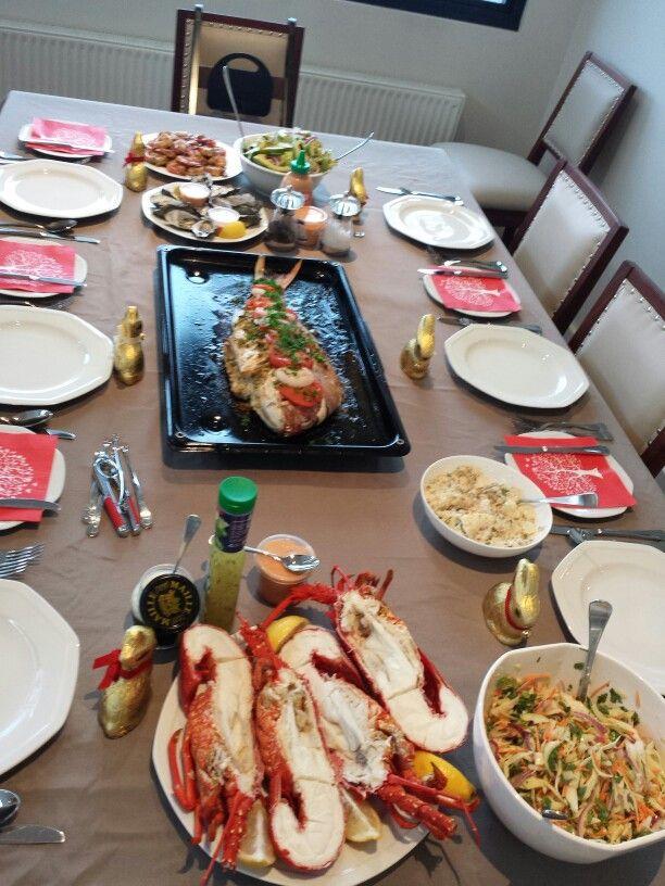 Good Friday luncheon