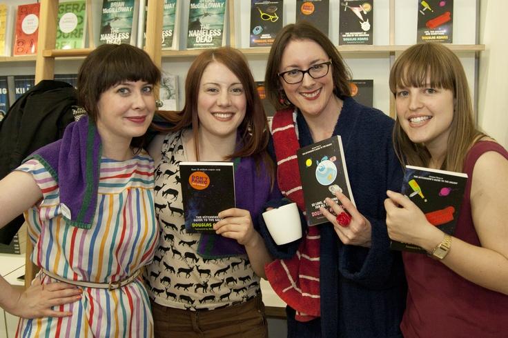 Tor's Isolde Roche, Louise Buckley, Bella Pagan & Chloe Healy