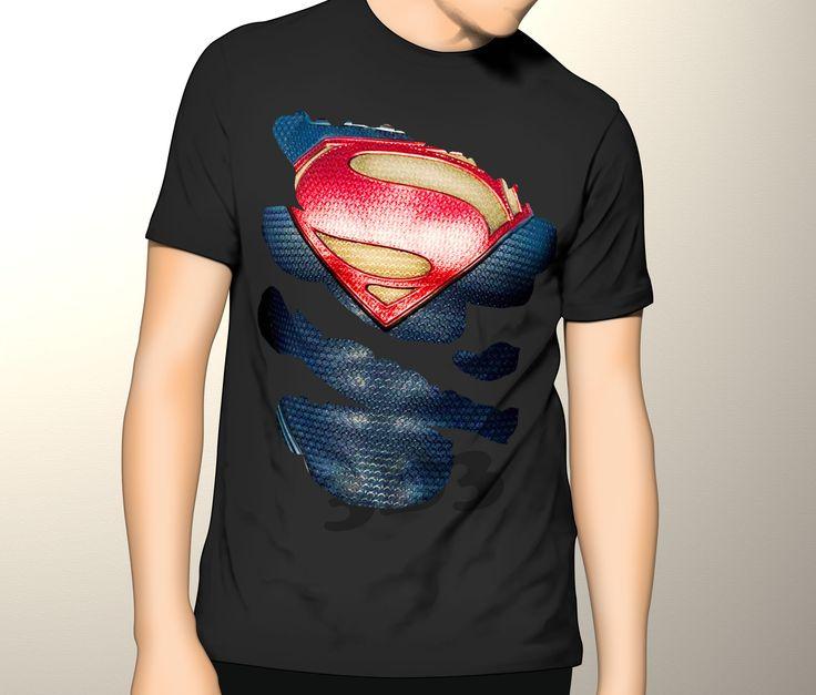 Kode: Superman Body - bahan cotton combed 24s - sablon DTG (sablon masuk ke serat kain) - Pilihan warna: bisa semua warna kaos - preorder - Tersedia ukuran baby, kids, male, female - Tersedia untuk lengan panjang, lengan raglan, lengan pendek . Pemesanan hubungi: - SMS/ WA: 08990303646 - BBM: D3BCEDC3