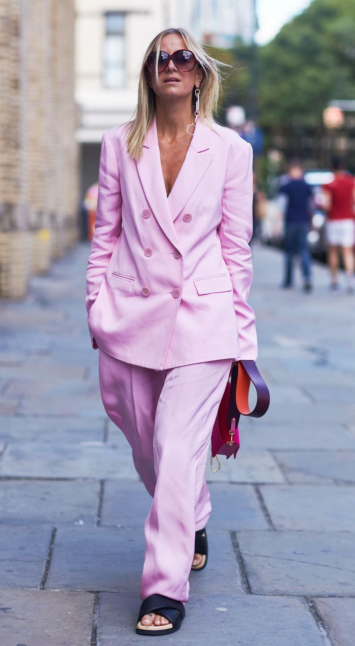 The Easy Peasy 2-Piece Outfit Everyone's Falling Back On This Autumn via @WhoWhatWearUK