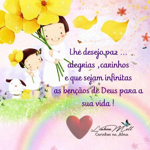 ° ೋ✿ Que a simplicidade do amor e da paz sejam as maiores riquezas que o seu coração carrega !