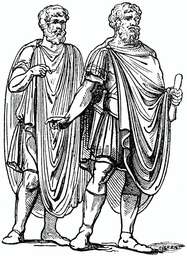 An abolla was a cloak-like garment worn by Ancient Greeks and Romans. Nonius Marcellus quotes a passage of Varro to show that it was a garment worn by soldiers (vestis militaris), and thus opposed to the toga.