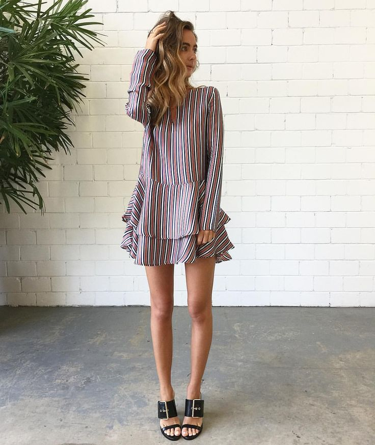 """18 Likes, 1 Comments - Splice Boutique Australia (@spliceboutique) on Instagram: """"The Zoee 👏🏼👏🏼 by #SirTheLabel with The Levi by #ModeCollective 