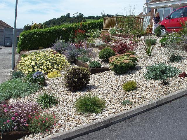 gravel garden design landscaping