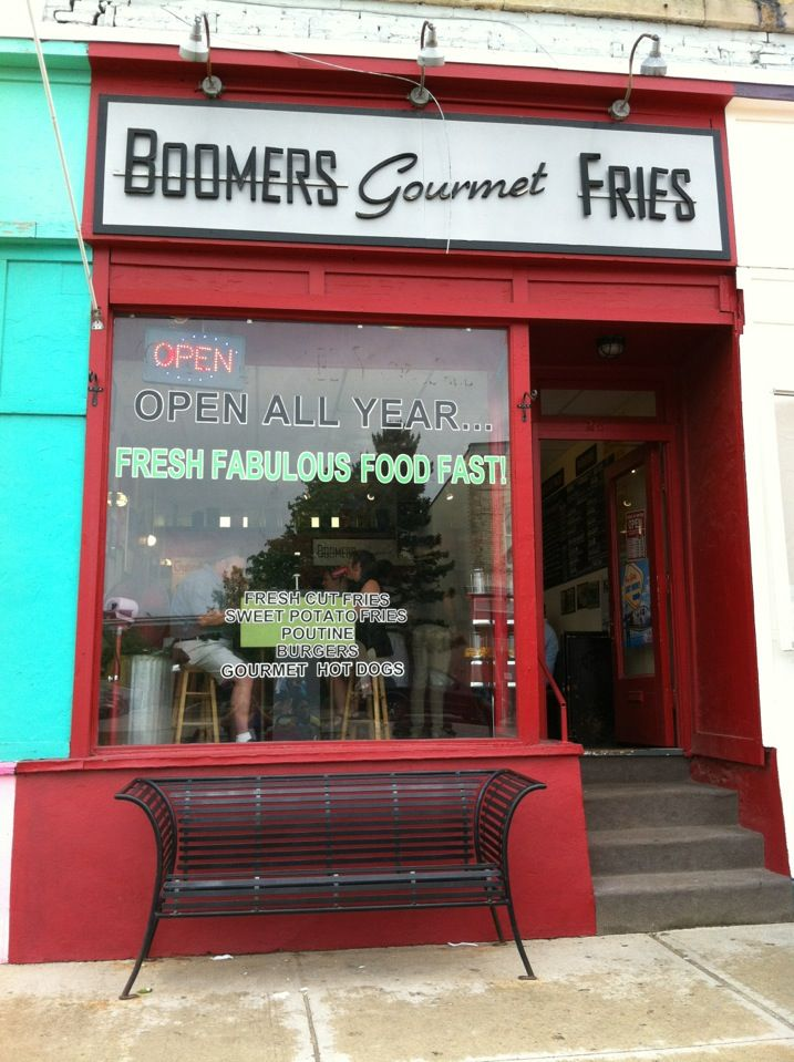 Poutines gourmet --- You gotta eat Here
