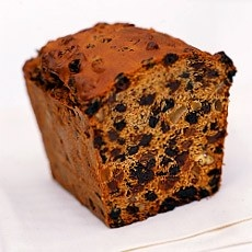 Sticky tea bread