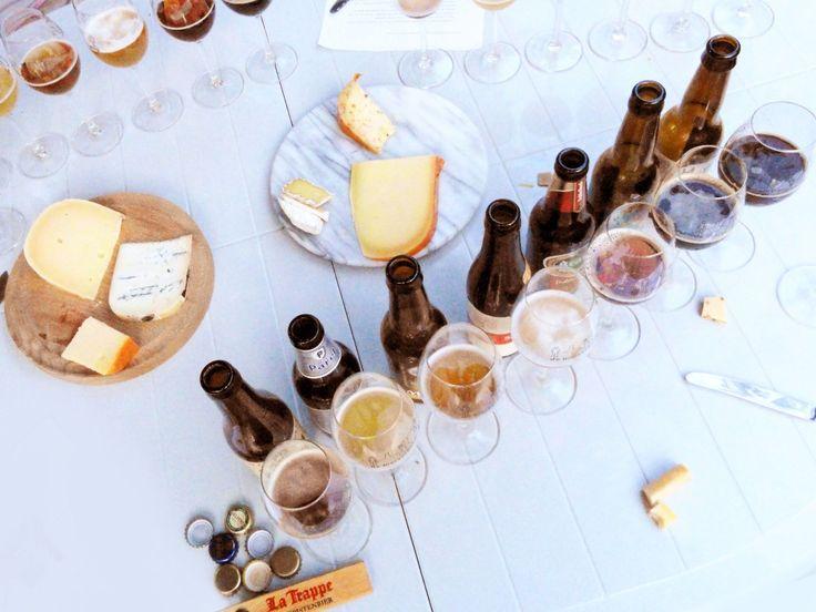 Wat komt er allemaal kijken bij een kaas bier proeverij en hoe maak je de lekkerste combinaties?