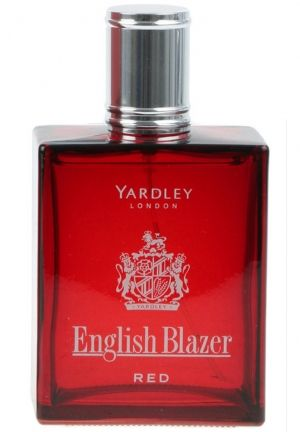 English Blazer Red Yardley for men