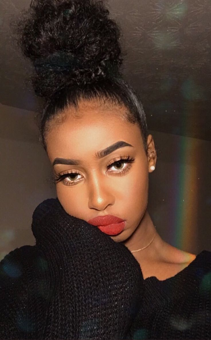 Check comments for Instagram name | Natural hair styles