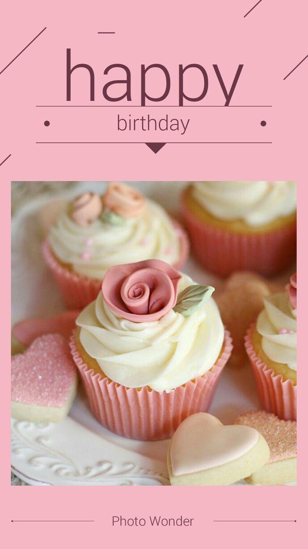 197 Best Happy Birthday Cards Images On Pinterest Birthdays Happy