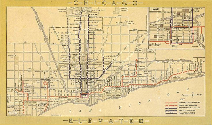 How Chicago neighborhoods got their names. Very interesting! #Chicago #sweethomechiago