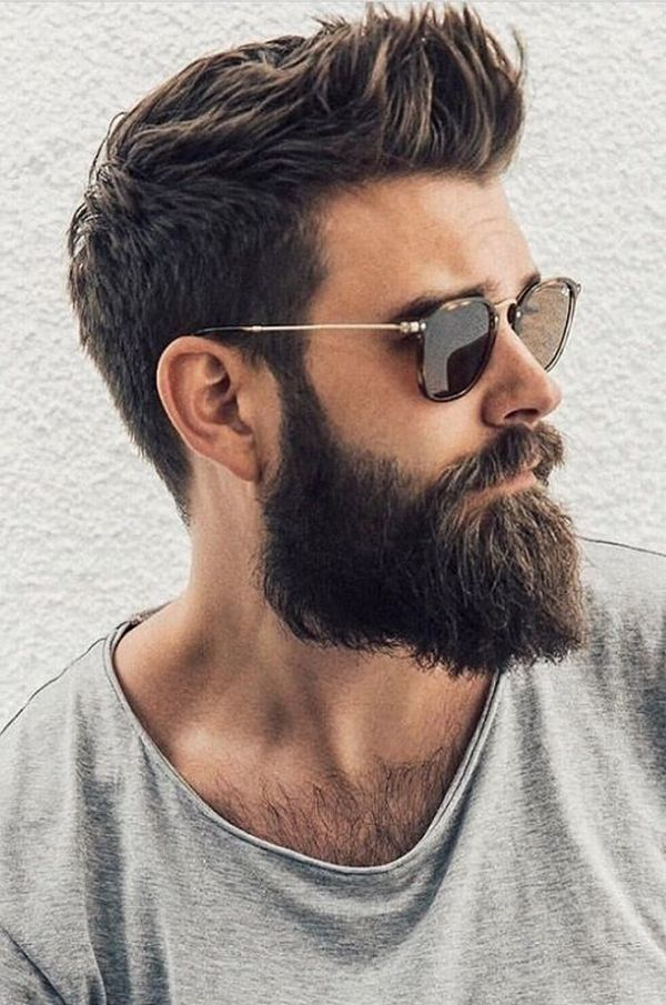 40 Latest Modern Beard Styles For Men In 2020 Popular Mens