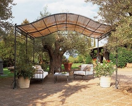 "To get this Iron Pergola Pictures in full size, just right click on the picture above and choose ""Open link in new tab"" on your browser. You can download Iron Pergola Pictures for free."