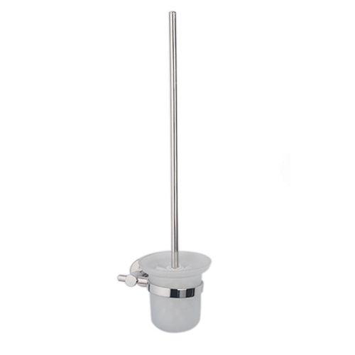 Elle Stainless Steel Toilet Pan and Brush #Linkware #Bathroom #Renovate #Stainless #Steel