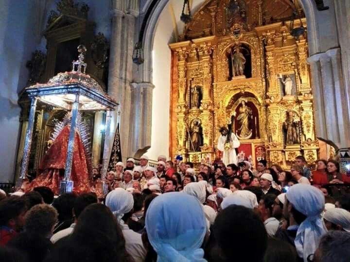 Romería Lora Del Rio -Sevilla