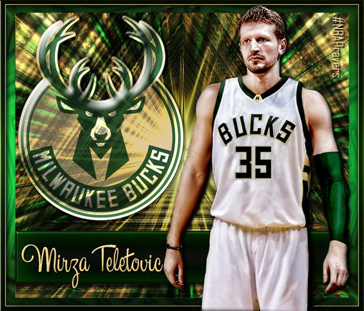 NBA Player Edit - Mirza Teletovic