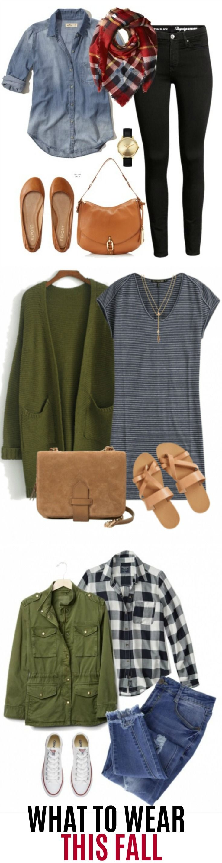 Fall outfit ideas: Get some inspiration for what to wear this month with these 15 outfit ideas for September.