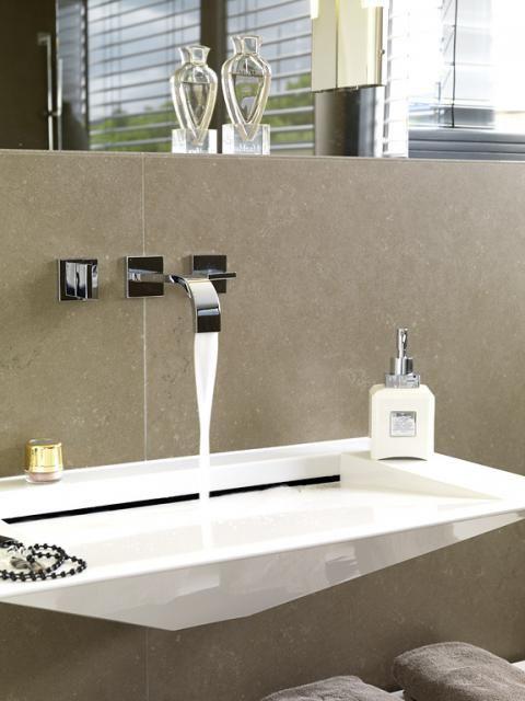 reduziertes waschbecken design - Luxus Hausrenovierung Doppel Waschbecken Design
