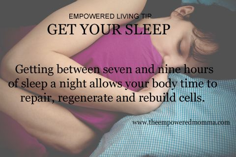 Wellness Tip Wednesday: Catch more zzzzz's