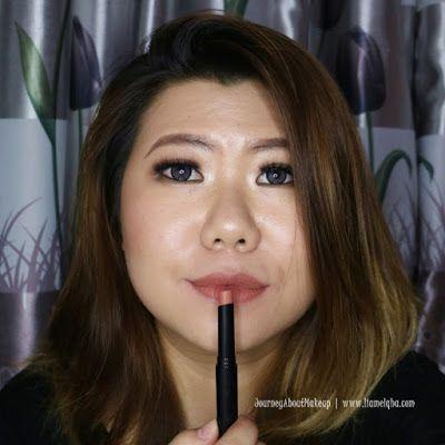 Odessa Matte Lipstick - 712 Nude #MatteLipstick