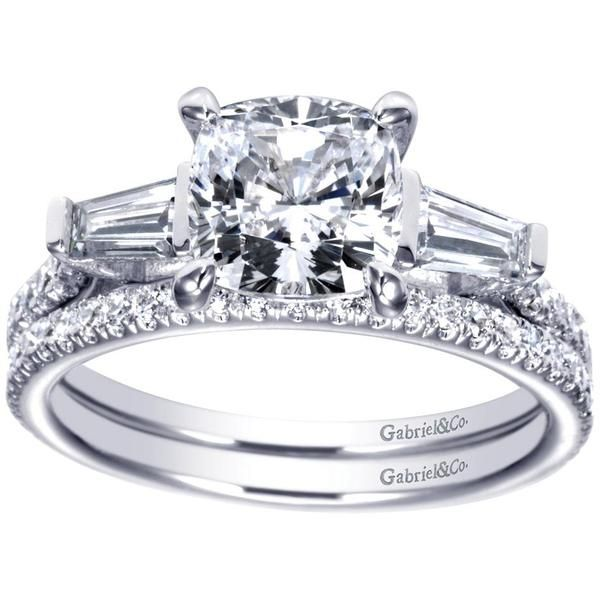 Engagement Rings Okc: 3 Stone Engagement Rings