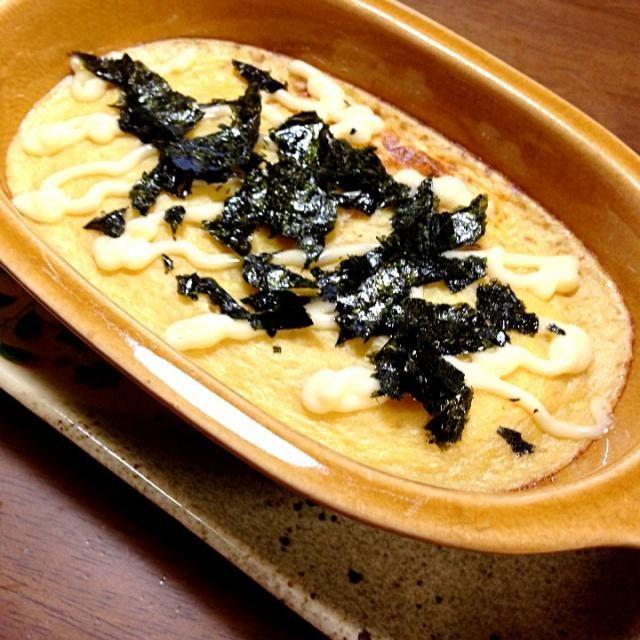 簡単でめちゃ美味しかったです ෆ◟꒰ ⚫͈௰⚫̤꒱◞ ♬ʖˋʖˋʖˋ~♡ - 2件のもぐもぐ - 長芋と豆腐のグラタン✨ by kysmikikou