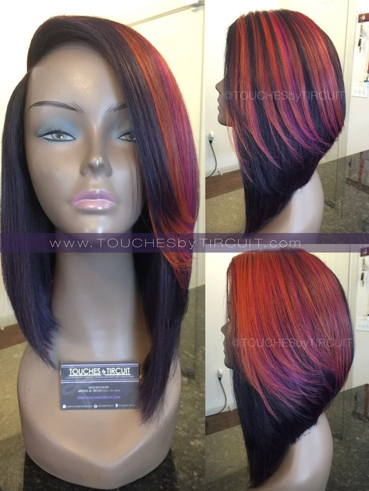 Cool 1000 Images About 27 Piece Hairstyles On Pinterest Quick Weave Hairstyles For Women Draintrainus